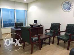 For office Seef area near Ritz Carlton hotel
