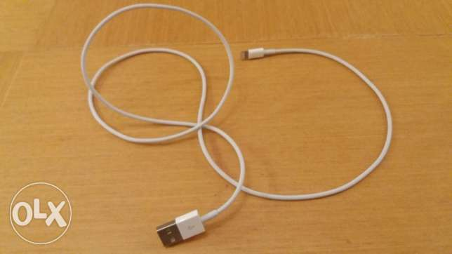 Apple iPhone charging wire