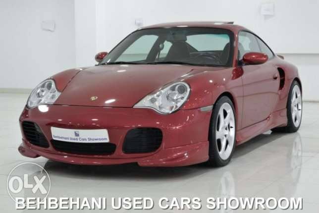 PORSCHE 911 TURBO 2001 for sale In Bahrain