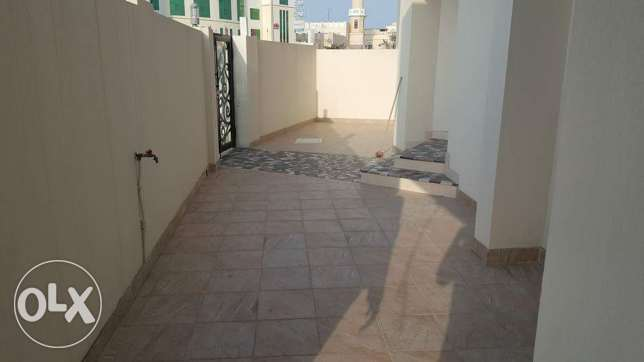3 BR unfurnished private small new house for rent in Hidd