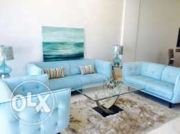 Luxury sea view apartment for rent for rent in Amwaj island