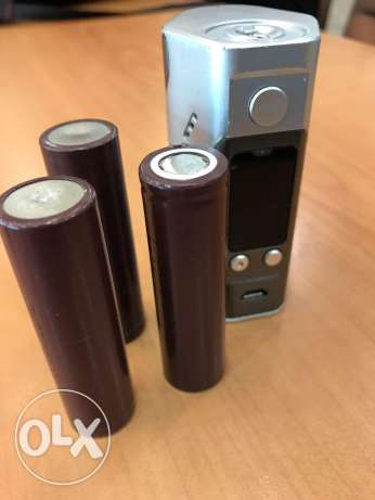 Vape Rx200s very good condition grey color mod only