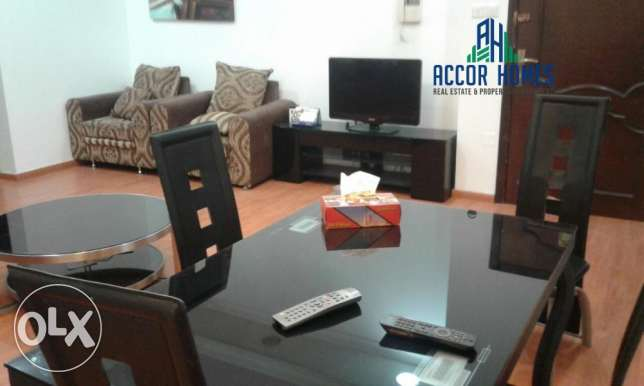 Accor homes - Spacious, fully furnished 2 BHK flat in Hidd 350/month المنامة -  3