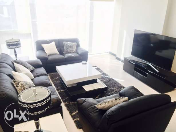 Two bedrooms apartment in Reef-Island. السيف -  4