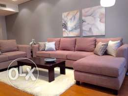 Luxury Sea view apartment for Rent in Abraj lulu - Seef • Ref: MPI0229