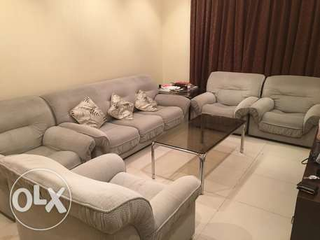 Bed with Medicated Mattress & Sofa for urgent Sale