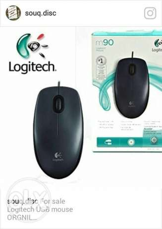 For sale Logitech USB mouse ORGNIL
