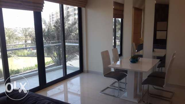 Wonderful 1 BR flat in Seef / Sea view