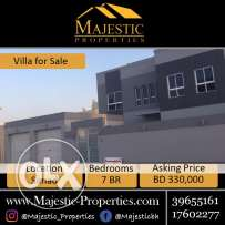 Brand New Villa in Sanad, Ref: MPM0020