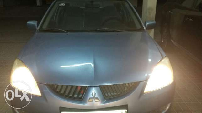 Mitsubishi lancer good car
