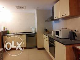 3 bedroom apartment in Amwaj for rent/fully funished