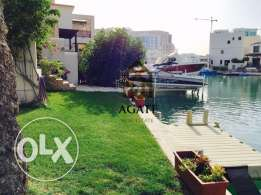 Beautiful 4 bedrooms vila for rent in Floating city Anwaj- Island.
