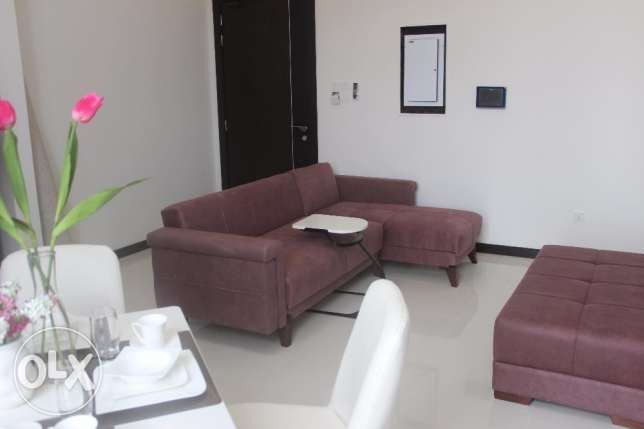 Brand new one Bedroom in Janabiya