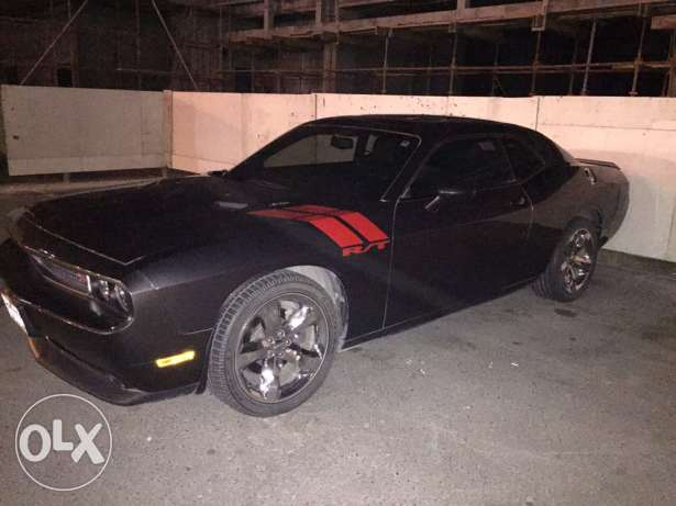 Dodge car for sale challenger RT 2014