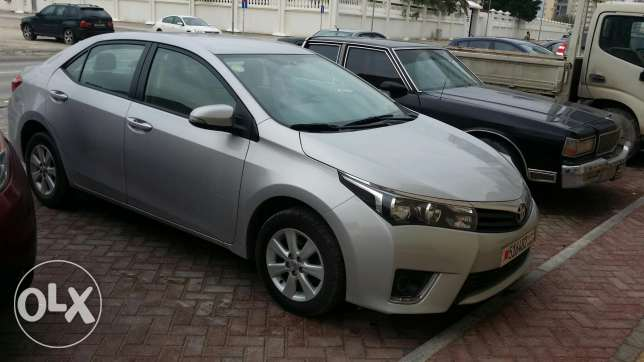 Toyota corolla model 2015.2.0`¿¡~•°