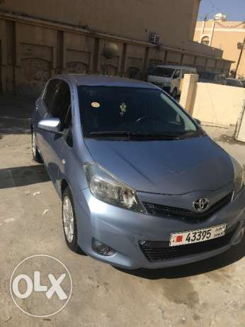 Toyota Yaris hatch back 2012 model full option car
