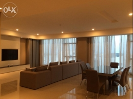 Dstnc Brand new sea view deluxe executive 3 bedroom penthouse