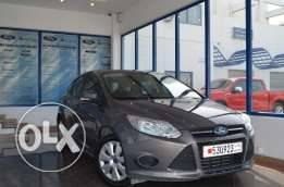 Ford Focus Trend 2014