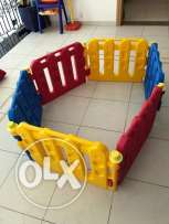 Protective Baby Plastic Fence