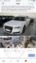 Audi A8 2013 Full Option