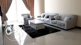 For rent -Seef area- two bedrooms