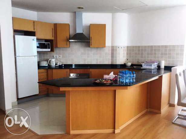 Luxury 2 Bedrooms apartment modern furniture fully furnished