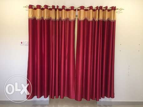 Door / Window curtain for Sale - 2 sets Remaining