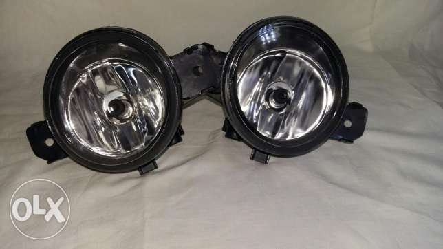 Nissan Altima 2010 Fog lights