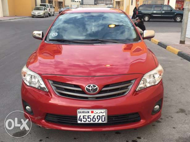 Toyota Corolla model 2013.urgent sale €£*'•*.?