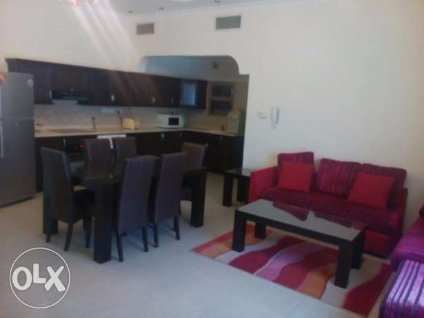 FULLY FURNISHED - GYM - 2bedroom,2bathroom,hall,lift,kitchen,parking