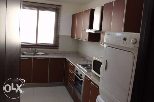 Family flat with 2 bedroom fully furnished in Juffair