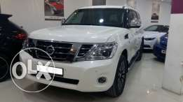 Nissan Patrol Full Option Platinum 2014