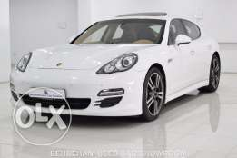 Porsche Panamera 2012 for sale in Bahrain