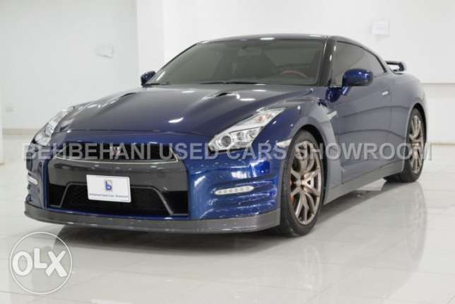 Used NISSAN GT-R 2016 for sale in Bahrain