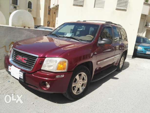 2002 GMC Envoy Slt full options passing and insurance 31 May 2018.