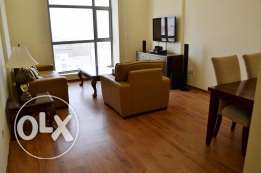 2 Bedroom furnished apartment with nice amenities in Um al hassam