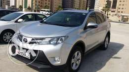 Toyota RAV4 model 2014 4x4