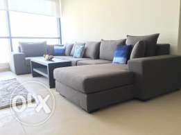 Brand new 2 bedroom lovely apartment in janabiya