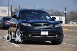 For sale - INFINITI Fx45 - One Chance