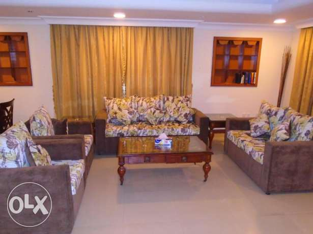 3 bedroom flat fully furnished in Tubli