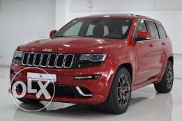 Jeep G. Cherokee SRT8