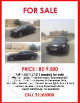 BMW 530Li for sale BD 9,500