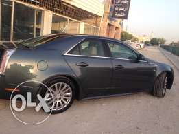 Cadillac CTS full panorama model 2010 full option less drive very clen