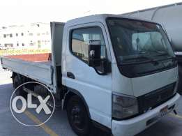 Mitsubishi Canter LWB Cargo Body, 2009 good condition for quick sale