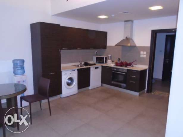 Flat 1 bedroom in Juffair fully furnished