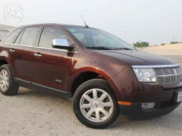 Lincoln mkx 2009 Full option Panorama sunroof 6 cylinder