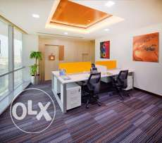Shared Office Space in World Trade Center starts from 200 BHD