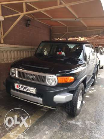 fj 2008 low mileage