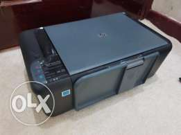 For sale HP Printer 3 In 1 Print - Scan - Copy