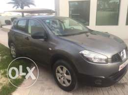 Nissan Qashqai 2012-Dec. Urgent Sale 35759Km only 3750BD